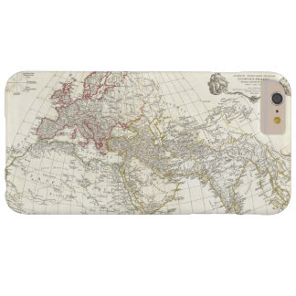 1794 Anville Map of the Ancient World Barely There iPhone 6 Plus Case