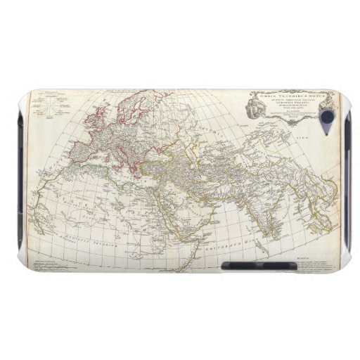 1794 Anville Map of the Ancient World Barely There iPod Cover