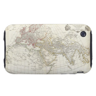 1794 Anville Map of the Ancient World iPhone 3 Tough Cover