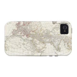 1794 Anville Map of the Ancient World Case-Mate iPhone 4 Covers