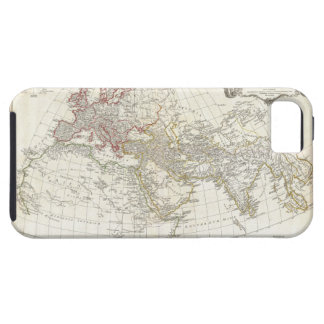 1794 Anville Map of the Ancient World iPhone 5 Cases