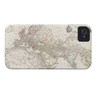 1794 Anville Map of the Ancient World iPhone 4 Cover