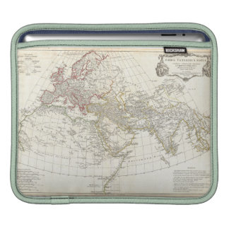 1794 Anville Map of the Ancient World Sleeve For iPads