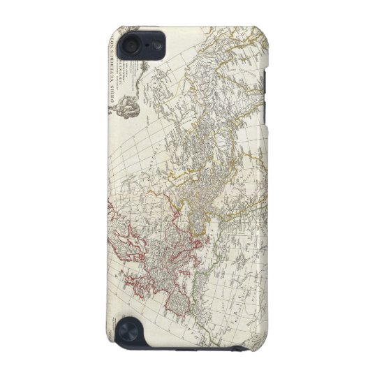 1794 Anville Map of the Ancient World iPod Touch 5G Case