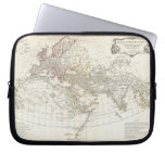 1794 Anville Map of the Ancient World Laptop Sleeve
