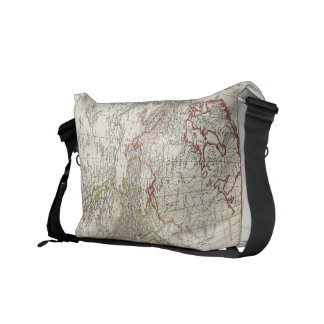 1794 Anville Map of the Ancient World Commuter Bag