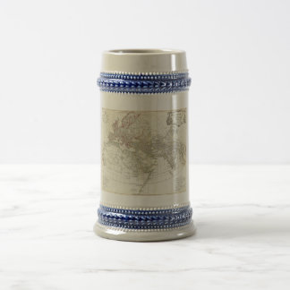 1794 Anville Map of the Ancient World 18 Oz Beer Stein