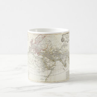 1794 Anville Map of the Ancient World Classic White Coffee Mug