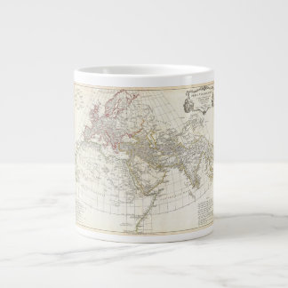 1794 Anville Map of the Ancient World 20 Oz Large Ceramic Coffee Mug
