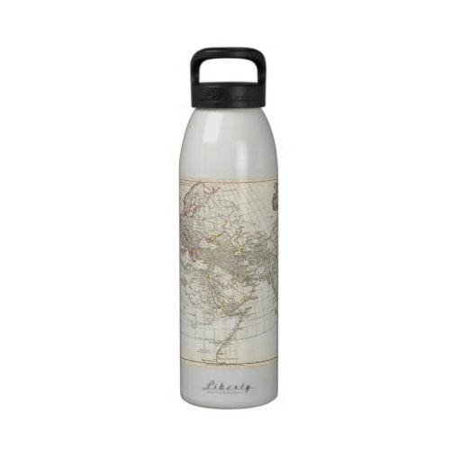 1794 Anville Map of the Ancient World Reusable Water Bottle