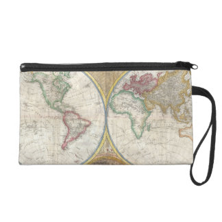 1794 Double Hemisphere Map Wristlets