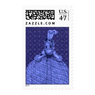 1794 Vintage Woman Postage