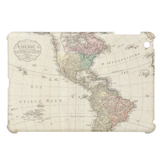 1796 Mannert Map of North and South America iPad Mini Case