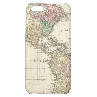 1796 Mannert Map of North and South America iPhone 5C Cover