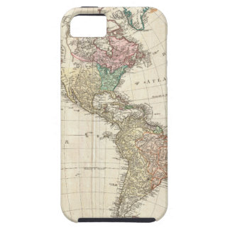 1796 Mannert Map of North and South America iPhone SE/5/5s Case