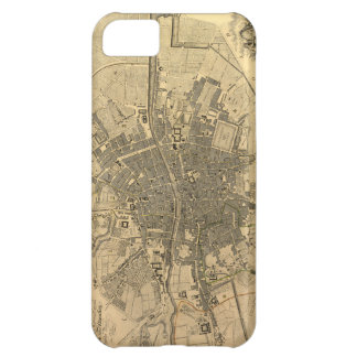 1797 Map of Dublin Ireland Case For iPhone 5C