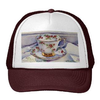 1799 Teacup on Linen Trucker Hat