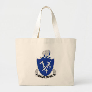 179th Infantry Regiment Large Tote Bag