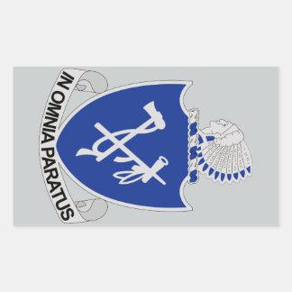 179th Infantry Regiment Rectangular Sticker