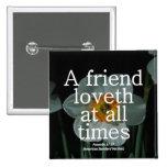 17:17 de los proverbios de la amistad condensado pins