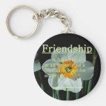 17:17 de los proverbios de la amistad llavero