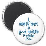 17:22 de los proverbios imán