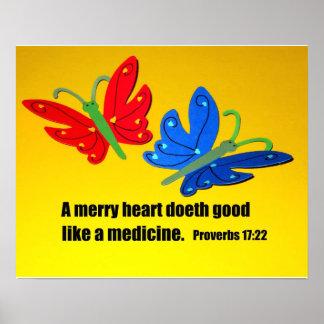 17:22 de los proverbios impresiones