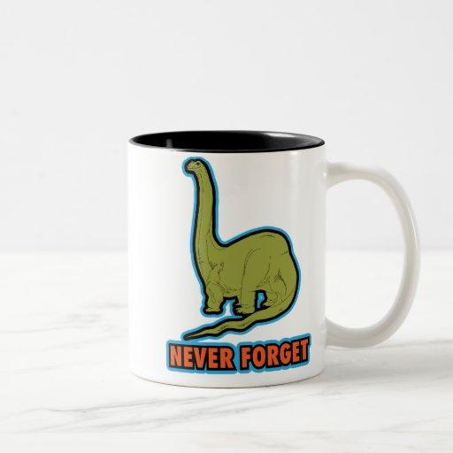 $17,95 Nunca olvide la taza de café