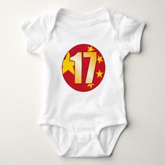 17 China Gold Baby Bodysuit