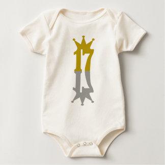 17-Crown-Reflection Baby Bodysuit