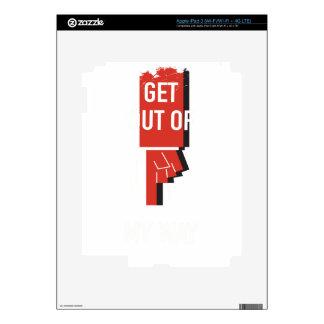 17 de febrero - mi día de la manera - día del iPad 3 skin
