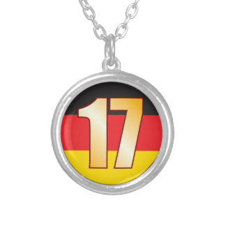 17 GERMANY Gold Silver Plated Necklace