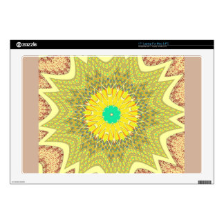 17 Inch Laptop Skin Template