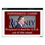 17 inch Romney Computer Skin Decal For Laptop