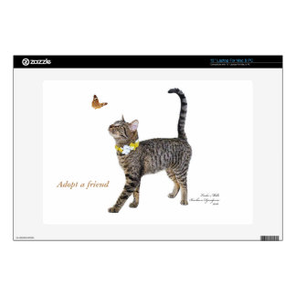 """17"""" Laptop For Mac & PC Featuring Tabatha Laptop Decals"""