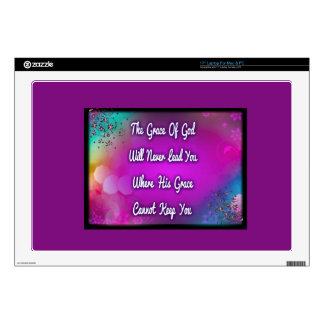 "17"" Laptop For Mac & PC Laptop Decal"