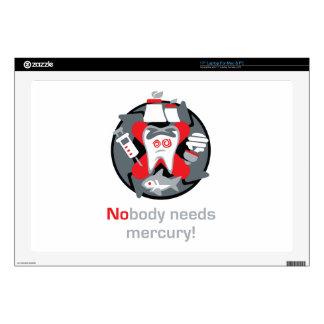 """17"""" Laptop Skin for Mac & PC"""