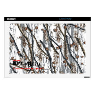 "17"" Laptop skin wrap camo camouflage Mac PC"