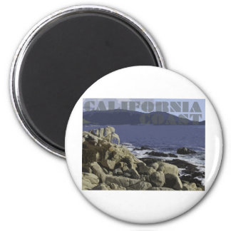 17-Mile Drive 2 Inch Round Magnet