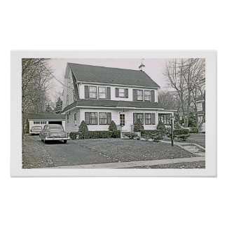 17 Pine Terrace West Ca. 1959 Posters
