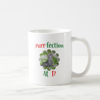 17 Purr-fection Coffee Mug