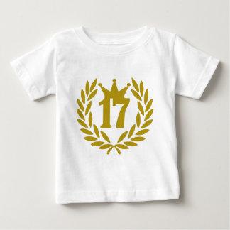 17-real-laurel-crown baby T-Shirt