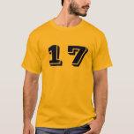 #17 T-Shirt