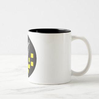 17 Tamuz Two-Tone Coffee Mug