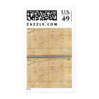 17 Ward 22 Postage Stamps