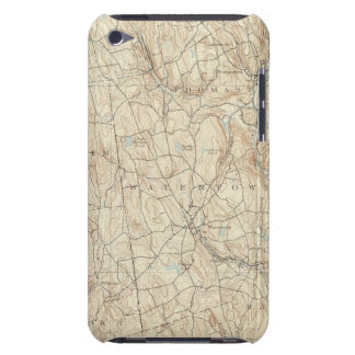 17 Waterbury sheet Barely There iPod Covers