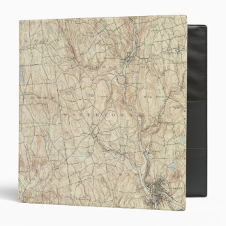 17 Waterbury sheet Binder