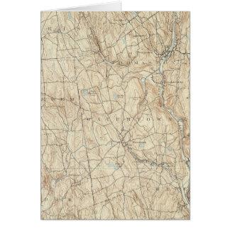 17 Waterbury sheet Card