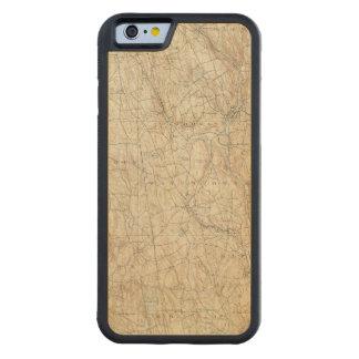 17 Waterbury sheet Carved® Maple iPhone 6 Bumper Case