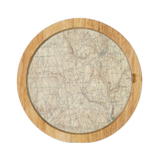 17 Waterbury sheet Cheese Platter